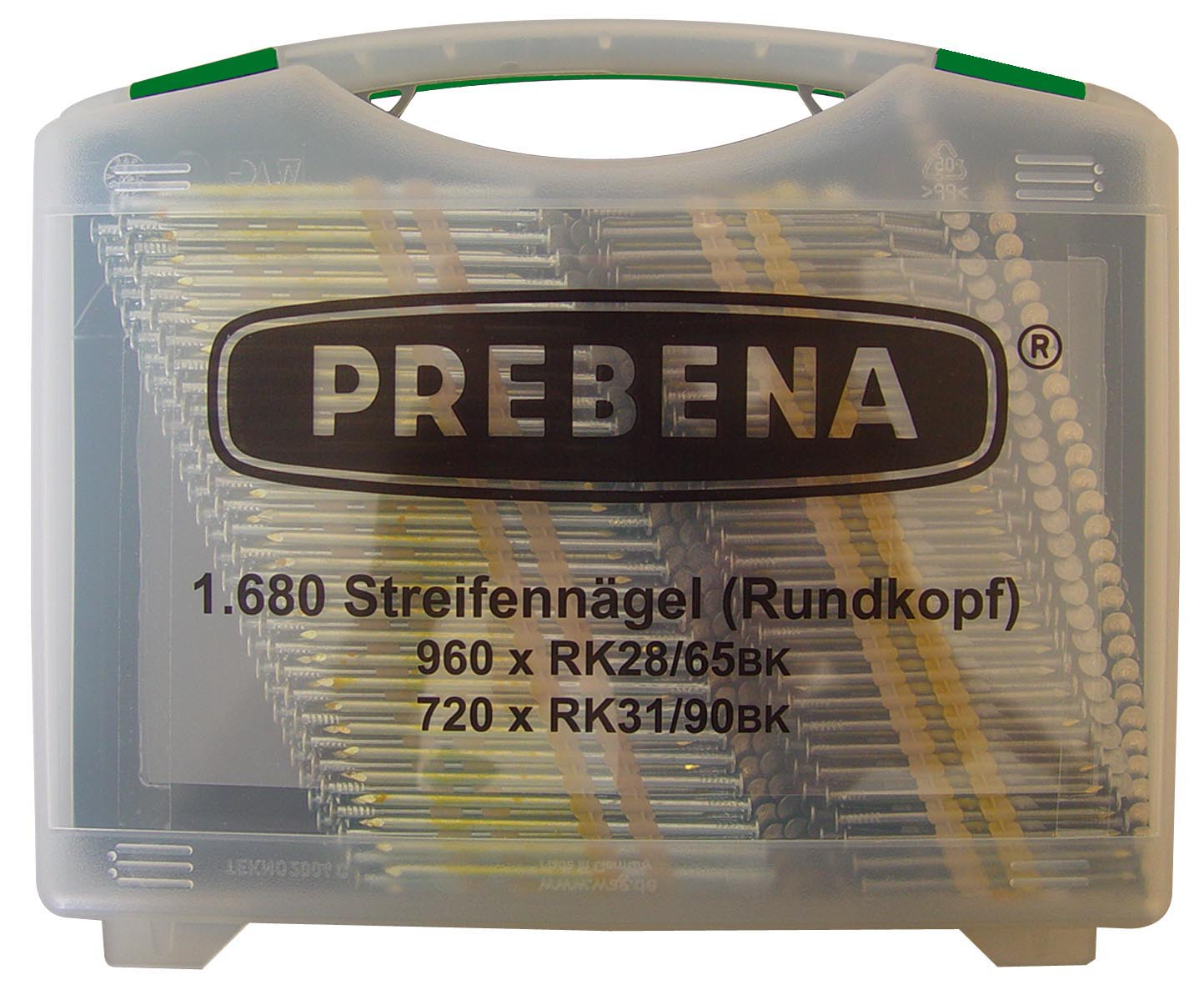 RK-BOX Rundkopf-Streifennägel