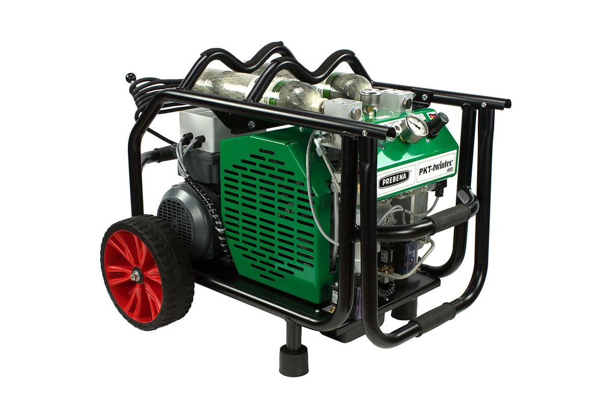 PKT-TWINTEC 400 Kompressor