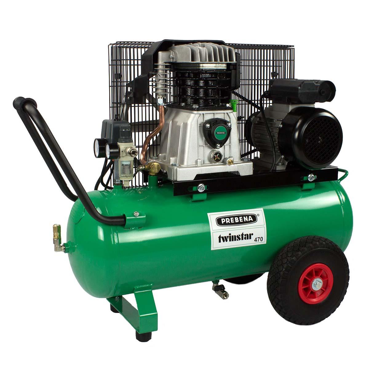 TWINSTAR 470 Kompressor
