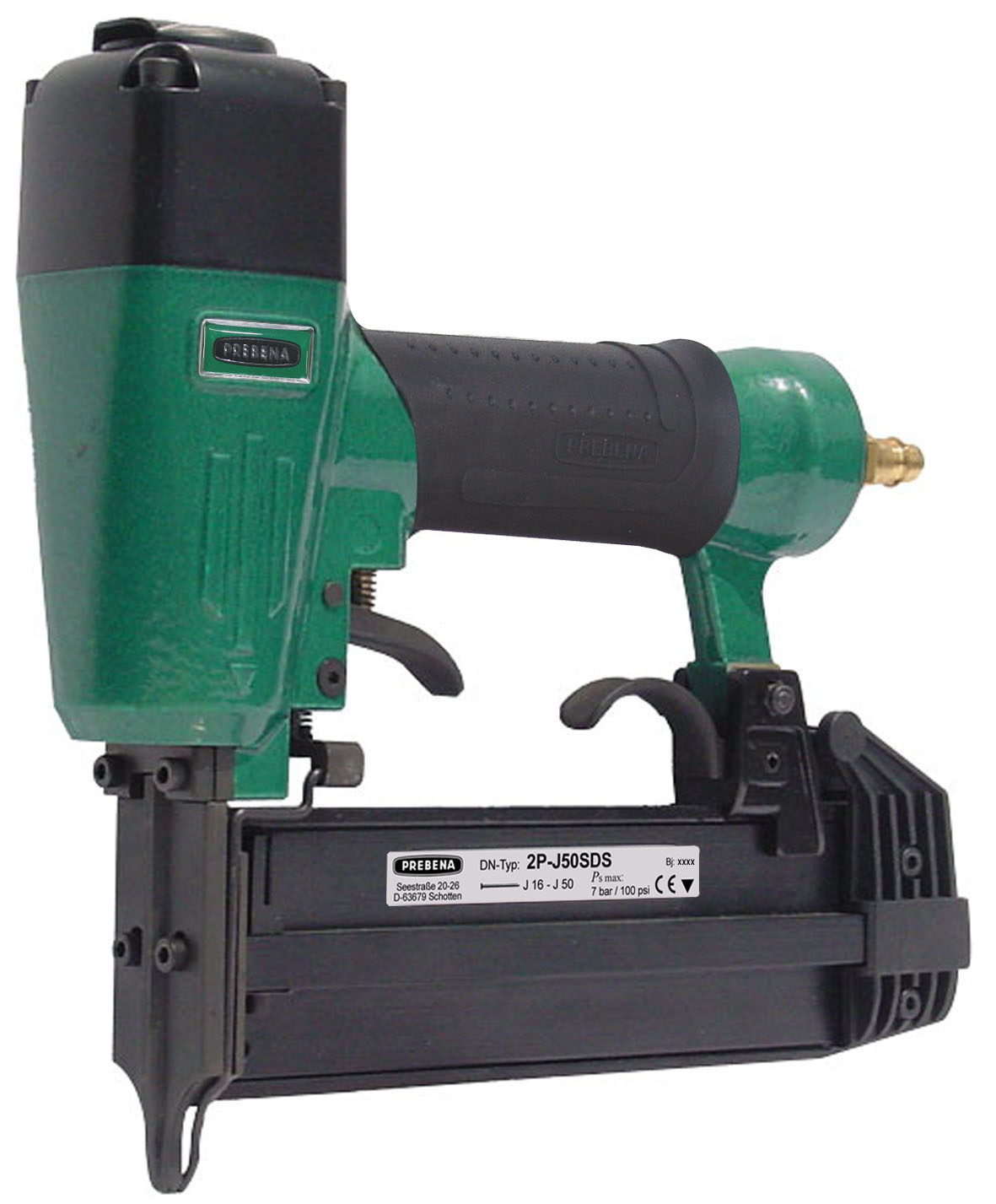 2P-J50SDS Druckluftnagler
