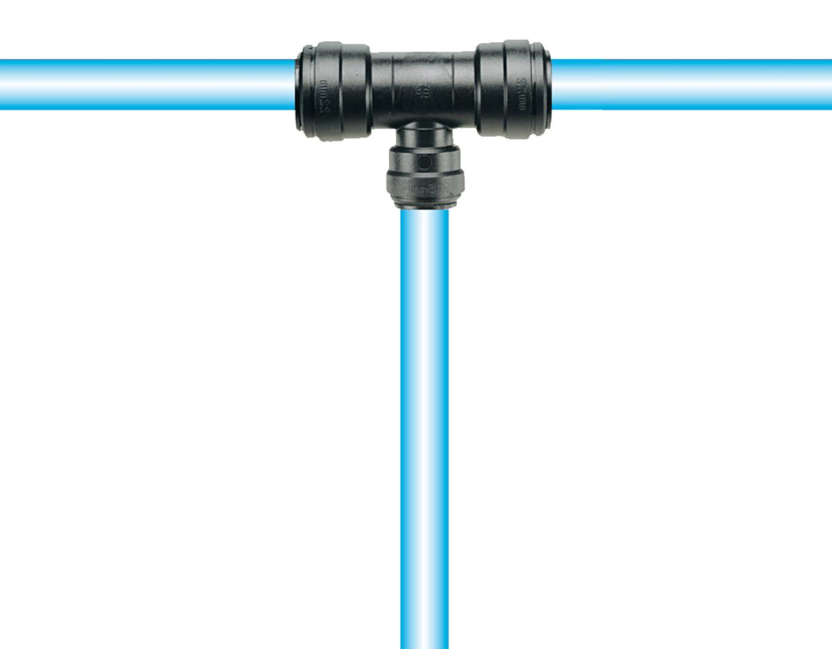 Z-RLB18 Kunststoff-Rohr