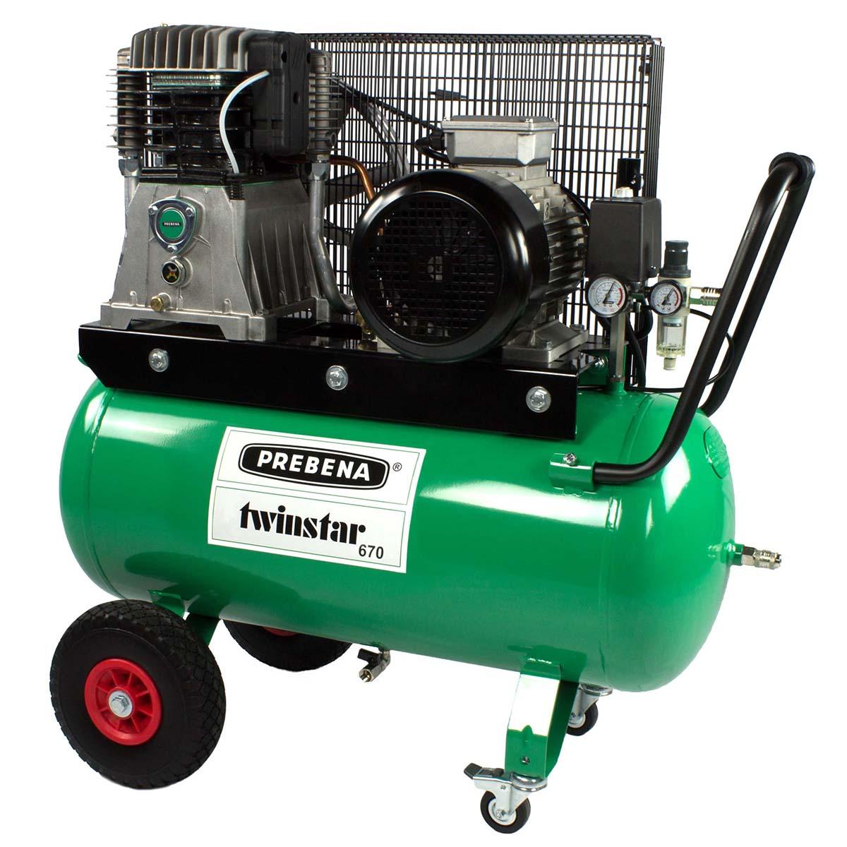 TWINSTAR 670 Kompressor