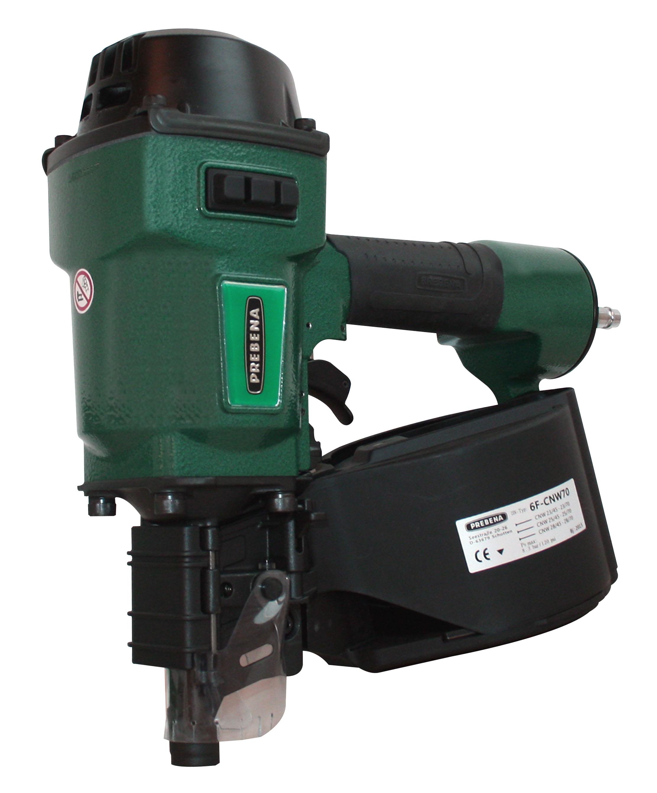6F-CNW70 Druckluft-Coilnagler