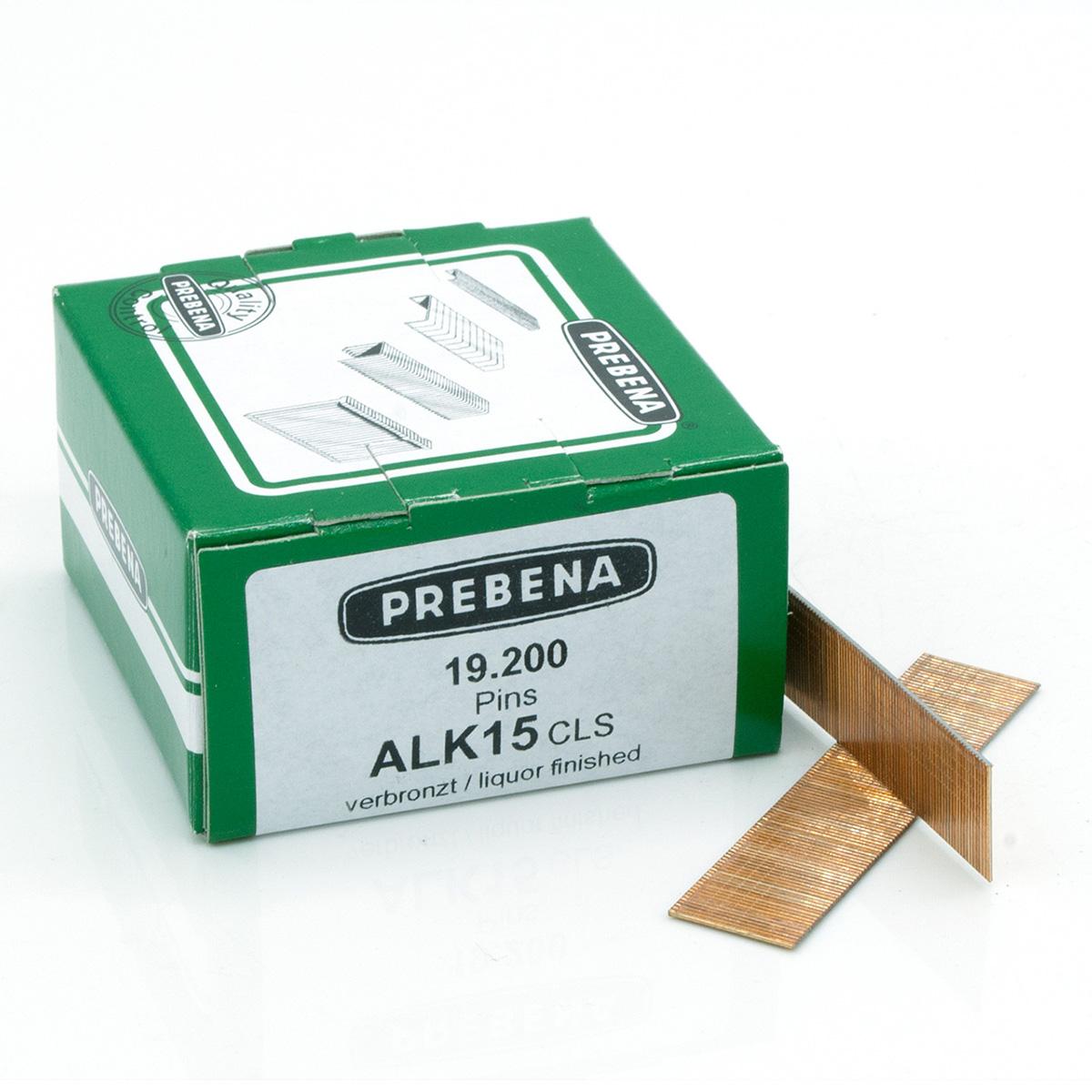 ALK15CLS Pins