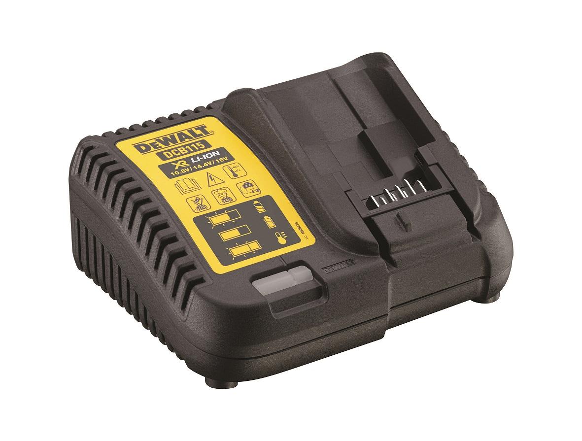 DCB115 System-Schnellladegerät